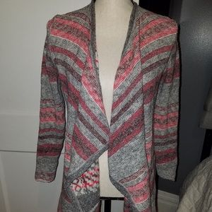 Lucky Brand open front cardigan